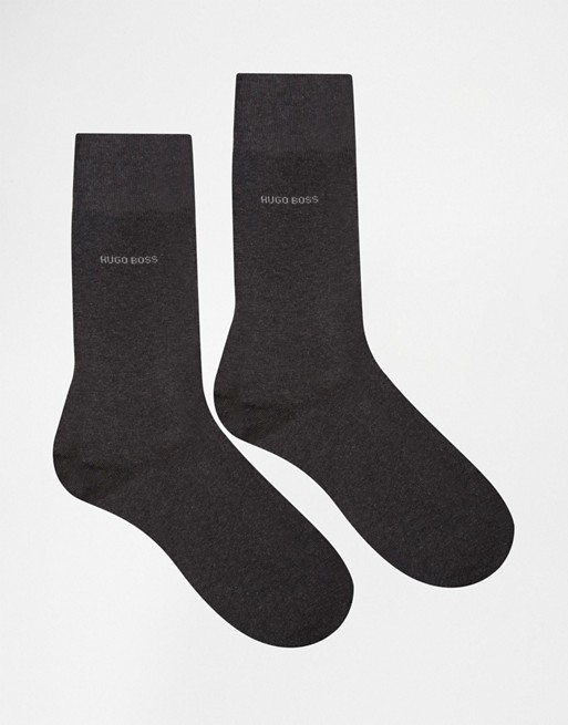 BOSS By Hugo Boss Socks In 2 Pack