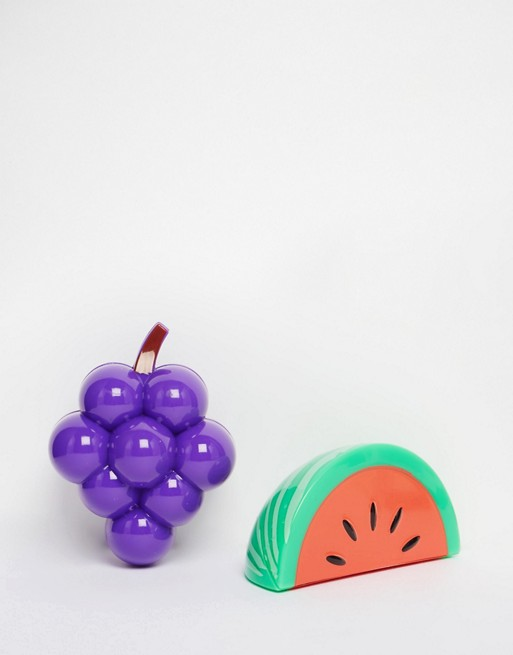 Fruity Lip Balm Duo - Grapes & Watermelon