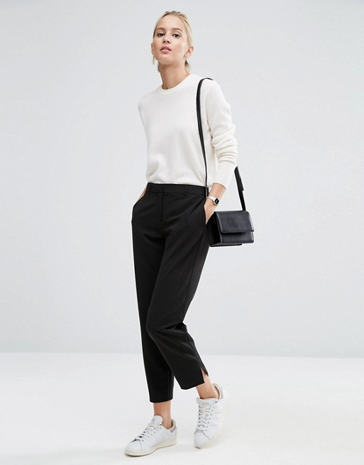 ASOS Slim Leg Crop Pants