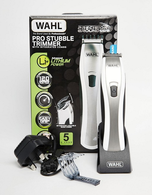 Wahl Lithium Pro Stubble Trimmer Kit