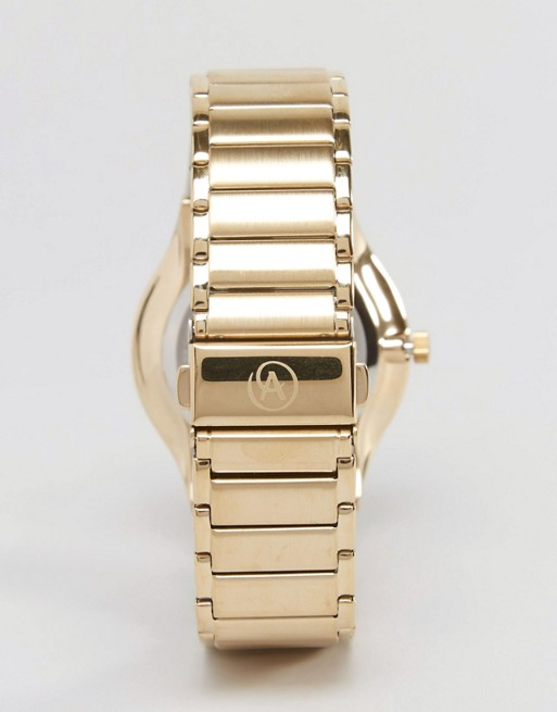 Accurist Gold Bracelet Watch