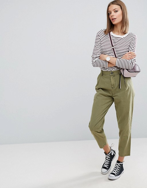 ASOS Washed Ultimate Peg Pants