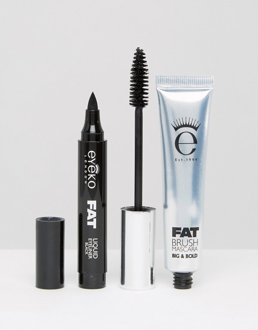 Eyeko Fat Mascara & Liquid Liner Duo SAVE 26%