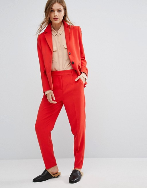 Selected Suit Pants Co-ord