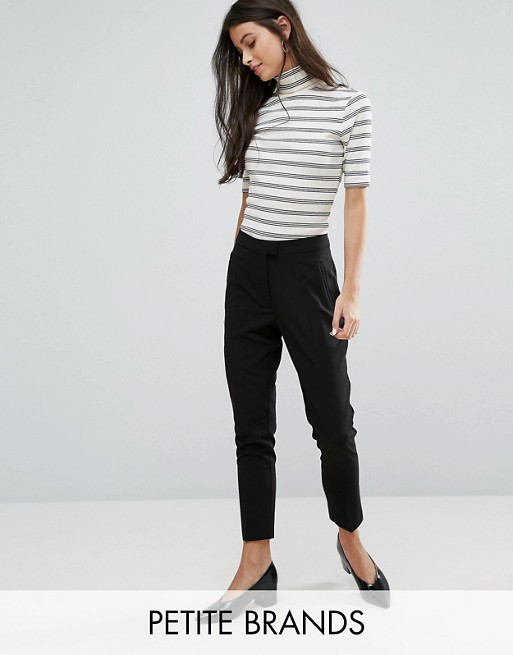 New Look Petite Slim Leg Pants