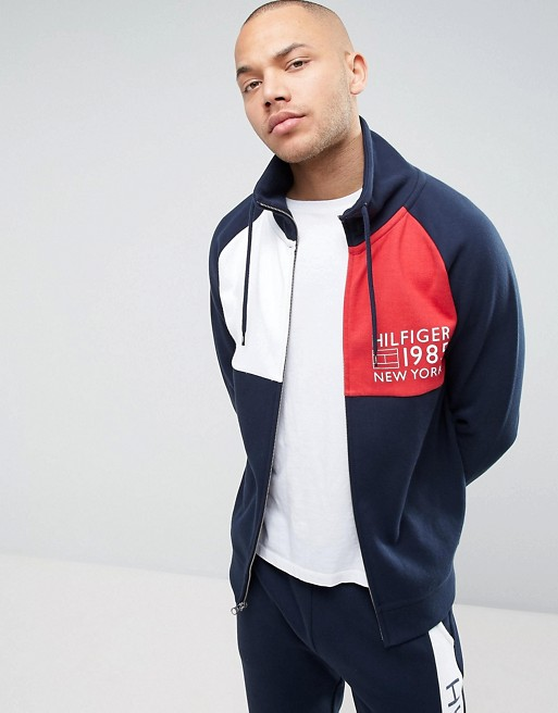 Tommy Hilfiger 1985 Zip Thru Sweat