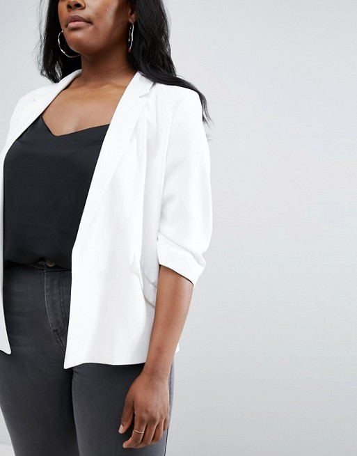 River Island Plus Tailored Blazer