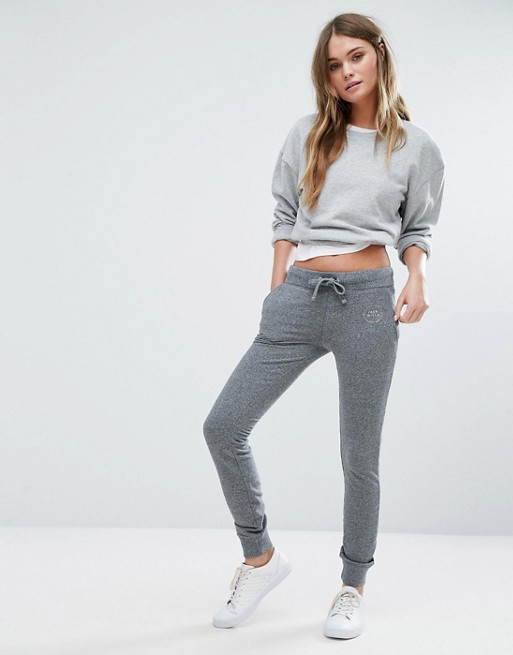 Jack Wills Bakershill Logo Skinny Trackpant