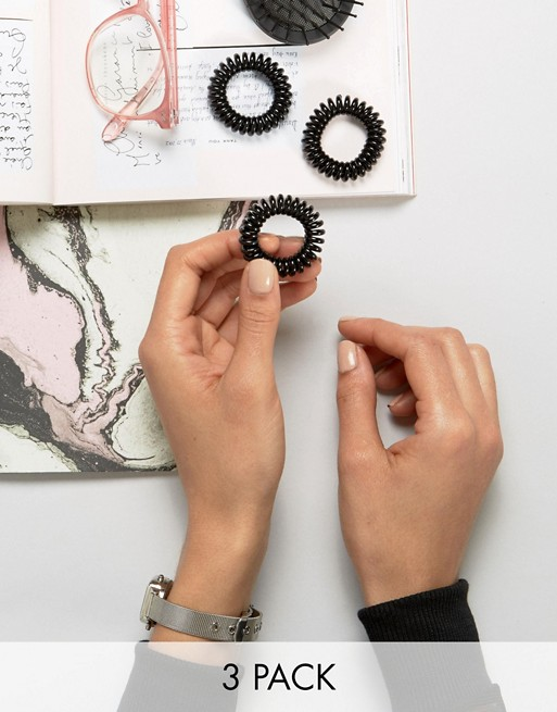 Invisibobble Power Strong Hair Tie - Black